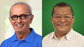 IMAGEM: Ibope em João Pessoa: Cícero Lucena, 55%; Nilvan Ferreira, 45%