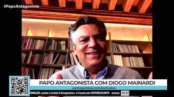 """IMAGEM: """"Boulos é a Erundina de barba aparada"""", diz Diogo Mainardi"""