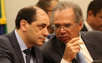 IMAGEM: Waldery estava na mira de Bolsonaro desde o ano passado