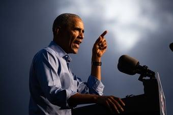 """IMAGEM: Obama: """"Momento de grande desonra e vergonha"""""""