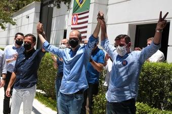 IMAGEM: Covid-19: SP recomenda posse virtual de prefeitos durante fase vermelha