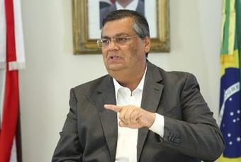 IMAGEM: Queixa-crime de Flávio Dino contra Bolsonaro será julgada no plenário do STF