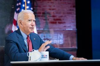 IMAGEM: Biden amplia vantagem sobre Trump em Nevada