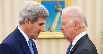IMAGEM: Biden indica John Kerry para Enviado Especial do Clima