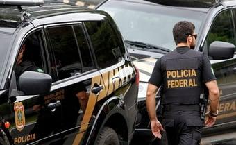 IMAGEM: PF prende autor de atentado contra Ministério da Justiça