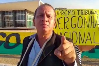 """IMAGEM: """"Eu estava sonhando com uma Ucrânia aqui no Brasil"""""""