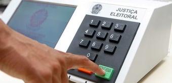 IMAGEM: Às 21h, SP continua com menos de 1% das urnas apuradas