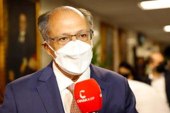 IMAGEM: Alckmin se movimenta para enfrentar Doria e tentar voltar em 2022 contra Boulos