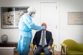 IMAGEM: Covid-19: Portugal vai começar vacinação em 27 de dezembro