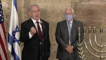 IMAGEM: Israel e Marrocos anunciam retomada de relações