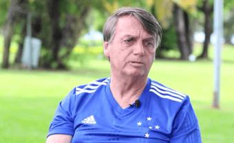 IMAGEM: Bolsonaro: 'Pode haver corrupção no governo? Pode'