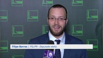 IMAGEM: Filipe Barros é Lira