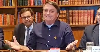 """IMAGEM: """"Milhares de mortes entrarão na conta de Bolsonaro"""""""