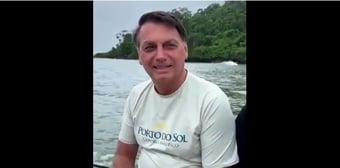 IMAGEM: Bolsonaro gasta com propaganda no exterior 17 vezes mais do que governos anteriores