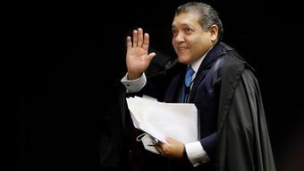 IMAGEM: Nunes Marques nega pedido para obrigar Lira a analisar impeachment de Bolsonaro