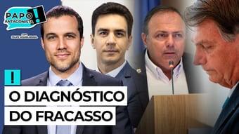 IMAGEM: AO VIVO: SEM VACINA PARA O NEGACIONISMO – Papo Antagonista com Diego Amorim