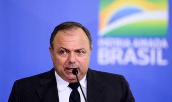IMAGEM: Cidadania aciona PGR e diz que Pazuello pode ter cometido crime