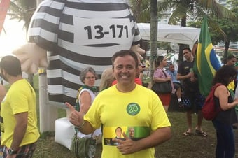 IMAGEM: Bolsonarista fica fora de lista tríplice para chefia do MP-RJ