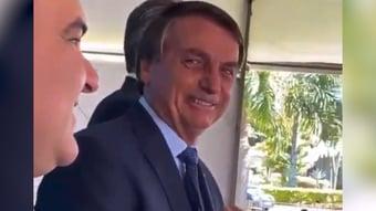 IMAGEM: Bolsonaro, o liberal, quer barrar a privatização do Ibirapuera por Doria