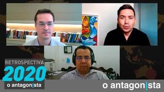 IMAGEM: Retrospectiva 2020: o debate entre Deltan Dallagnol e Alessandro Oliveira