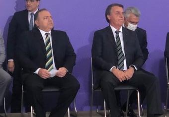 IMAGEM: IBOPE/CNI: popularidade de Bolsonaro cai de 40% para 35%