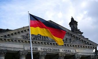 IMAGEM: PIB da Alemanha cai 5% em 2020