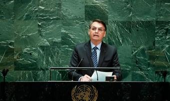 IMAGEM: Congresso aprova crédito para Brasil pagar ONU