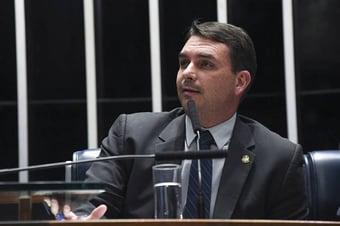 IMAGEM: Flávio Bolsonaro avalia que faltou articulação do governo na CPI da Covid