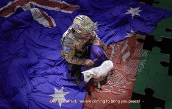 IMAGEM: China se recusa a pedir desculpas à Austrália por imagem 'fake' de soldado