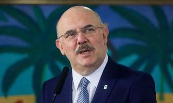 IMAGEM: Ministro da Educação assume erro em cálculo do Fundeb