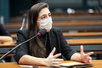 IMAGEM: Deputada pede CPI da Abin paralela