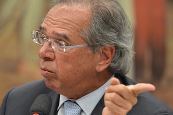 IMAGEM: Centrão também quer esvaziar Guedes