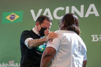 IMAGEM: Bolsonaro x Doria