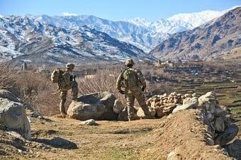 IMAGEM: Biden deve retirar tropas do Afeganistão até 11 de setembro