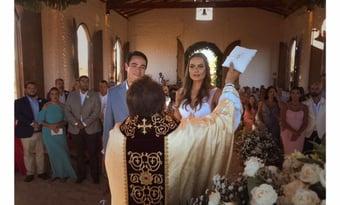 IMAGEM: O casamento de Bandeira