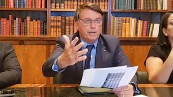 IMAGEM: Bolsonaro está perdendo as redes sociais