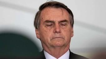 IMAGEM: O colapso de Bolsonaro