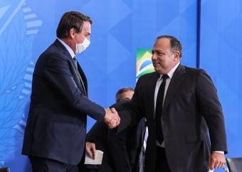 IMAGEM: Painel de vacinados do Ministério da Saúde estreia sem dados de SP