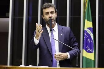"""IMAGEM: """"Discurso de Bolsonaro é cínico e mentiroso"""", diz Freixo, sobre Cúpula do Clima"""