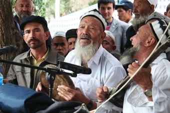 IMAGEM: EUA chamam de 'genocídio' repressão da China aos uigures