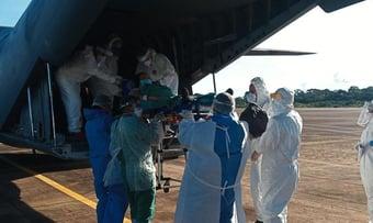 IMAGEM: Rondônia fraudou número de leitos de UTI para evitar isolamento social, diz MP