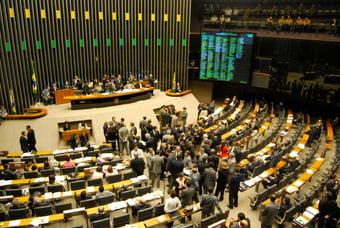 IMAGEM: Vice da Câmara diz que só será votada hoje 'admissibilidade' da PEC da Imunidade