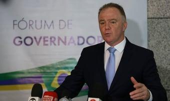 IMAGEM: Governador do Espírito Santo, Renato Casagrande, anuncia lockdown no estado