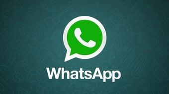 IMAGEM: WhatsApp adia compartilhamento de dados com Facebook