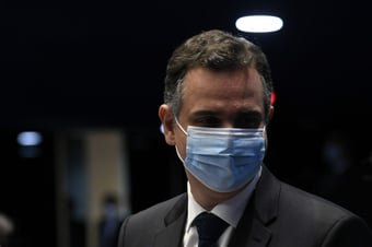 """IMAGEM: Pacheco: """"Não existem mais candidaturas, não existem mais divisões"""""""