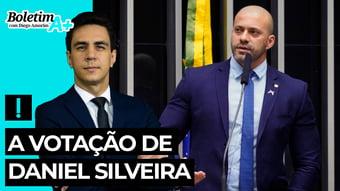 IMAGEM: Boletim A+: a votação de Daniel Silveira