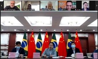 IMAGEM: Embaixador chinês pede a senadores interlocução para vender Sinopharm ao Brasil