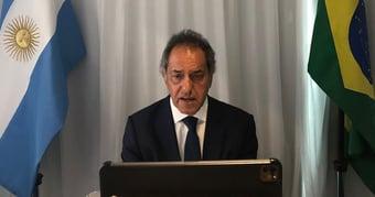 IMAGEM: Embaixador da Argentina no Brasil está em 'lista VIP' de vacinados