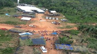 IMAGEM: Mendonça prorroga missão da Força Nacional em terra indígena no Pará