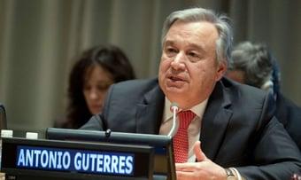 IMAGEM: Secretário-geral da ONU chama supremacistas brancos de 'ameaça transnacional'